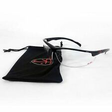 Safety Glasses by Red Jacket Firearms Shooting Airsoft Work Riding Tactical Gear