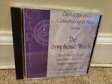 Capital University Conservatory of Music - The Symphony Winds (CD, 2004, Sound)