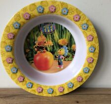 FIFI AND THE FLOWERTOTS - CHILDRENS PLASTIC CEREAL / SOUP BOWL - MELAMINE - VGC