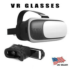 NEW for Goggles Cardboard 2nd Gen VR Glasses Virtual Reality 3D Glasses US