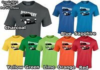 Landrover Discovery  Inspired Series 2 Mens T-Shirt Gift For Dad, Uncle ETC