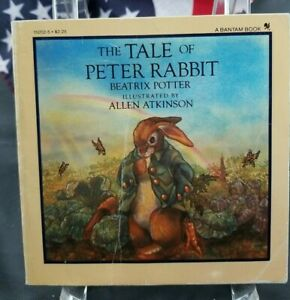 The Tale of Peter Rabbit and Other Stories by Beatrix Potter 1983 Paperback