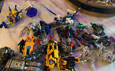 transformers and digimon lot