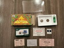 RARE NOS Nintendo Game & Watch Zelda ZL-65 French edition 1989 New Old Stock