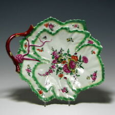 Porcelain/China Date-Lined Ceramic Side Plates (Pre-c.1840)