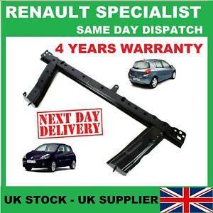 Front Subframe Radiator Support Bar for Renault Clio   2004-2012 RHD , UK Models