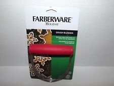 Farberware Dough Blender Stainless Steel Kitchen Gadgets Tools Cutter