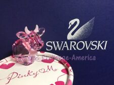 Swarovski Lovlots Pinky Mo 888950, Limited Edition 2007, MIB Pink Cow)