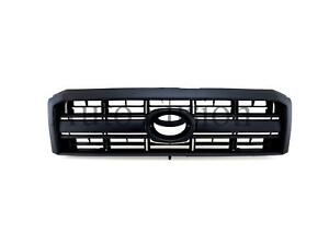 Front Grille In Black For Toyota Landcruiser VDJ70 Series (2007-Onwards)