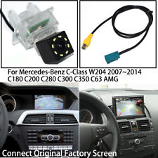 Car Rear View Reverse Parking Camera for Mercedes Benz C MB W204 C180 C200 C300