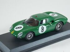 Ferrari 250 LM Sports Car #8. Nurburgring '65. 1:43 Scale. Best Model 9054