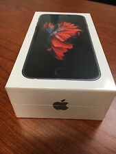 NEW Factory SEALED Genuine Apple iPhone 6S 32GB Space Gray ATT AT&T