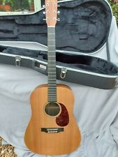 More details for martin dx1 kae acoustic electric guitar and hardcase. excellent condition.