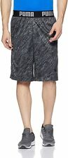 Puma Men's Shorts, Reversible dryCELL, Nero, Small