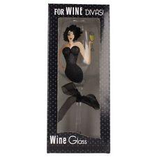 Utensilios de vino y bar color principal negro de vidrio