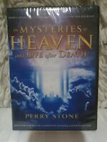 Mysteries of Heaven & Life After Death - Perry Stone Audio Cd set