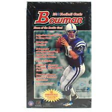 1993-1999 Bowman, Chrome, Best Football Singles - You Choose from List