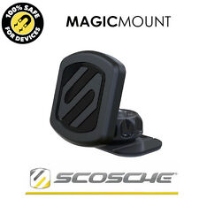 SCOSCHE MAGIC MOUNT MAGNETIC HOLDER FOR MOBILE SMART PHONE IPHONE IPOD SAT NAV 1