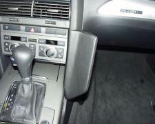 Haweko Telefonkonsole fuer Audi A6, Bj. 05/04- Kunstleder, Schwarz
