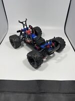 Latrax Teton Slider/Roller Parts/Rebuild Car, 1/18 Traxxas NO.1 Tested Black