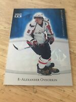 2008 SP AUTHENTIC HOCKEY HOLO FX ALEXANDER OVECHKIN
