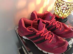 addidas running shoes Women Size 6.5 Uk