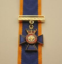 Canadian/Canada Order of Military Merit, Officer (Miniature)
