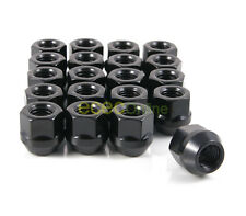 "20pc 12x1.5 Lug Nuts - Acorn Conical Seat Open Ended | 19mm or 3/4"" Hex 