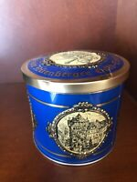 Gottfried Wicklein Cookie Tin Canister Germany empty