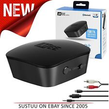 MEE Audio Connect Bluetooth-Wireless-Audio Transmitter for TV│Dual Headphone│NEW