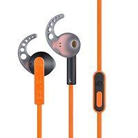 Urbanista Rio In-Ear Water-Resistant Headphones - Sunset Boulevard Orange