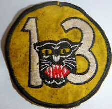 USAF - VARIANT PATCH - 13th TACTICAL FIGHTER - PANTHER PACK - VIETNAM WAR - 3096