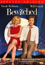 Bewitched - Will Ferrell/Nicole Kidman (DVD, 2005, Special Edition) NEW