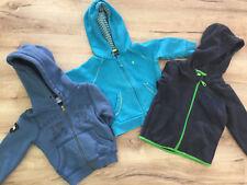 3 Westen, Esprit Weste Gr. 86, 2 andere Westen Gr 86/92, Farbe: blau - Jungen
