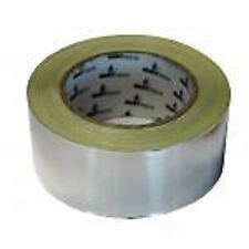 Tickitape Silver Tape 1 x 50mm Reflective Hydroponic Roll