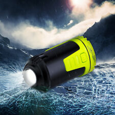 Portable CREE LED Outdoor Camping Flashlight Emergency Lantern Lamp Tent Light