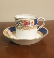 Cauldon Made for Lawleys Bone China  Coffee Can/Cup & Saucer   (pt39)