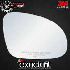 NEW PASSENGER'S RH REPLACEMENT SIDE MIRROR GLASS VW EOS GTI JETTA PASSAT R32