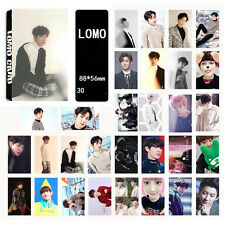30pics set EXO FOR LIFE LOMOCARDS KPOP CARD CHANYEOL TYPE4