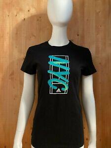 ADIDAS NWT NYC Graphic Print Adult T-Shirt Tee Shirt S Small SM Petite 2018