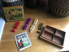 Antique John Jaques & Son (London) New Game Of Halma - Circa Early 1900's Jeu