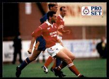 Pro Set Fußball 1991-1992 BRISTOL CITY Dave Smith #147