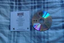 MUSE HAARP U.K PROMO CD EXCELLENT CONDITION VERY RARE!