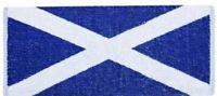 Scotland Scottish Saltire Flag Cotton Bar Towel 500mm x 225mm (pp)