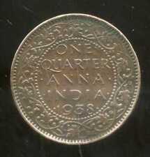 INDE    one quarter anna  1938