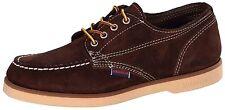 Sebago Fairhaven Leather Shoes (8) Brown B20945