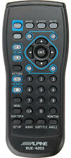 NEW ALPINE RUE-4203 Remote Control for INA-W910 INA-W900BT INAW910 INAW900BT