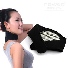 New Tourmaline Far Infrared Ray Heat Health Pain Relief Neck Brace Support Strap