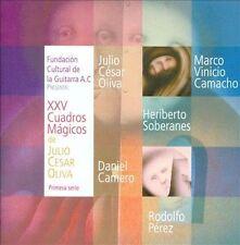Oliva: XXV Cuadros Magicos de julio Cesar Oliva, New Music
