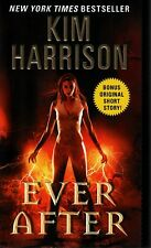 Kim Harrison Ever After      Paranormal Romance  Pbk NEW